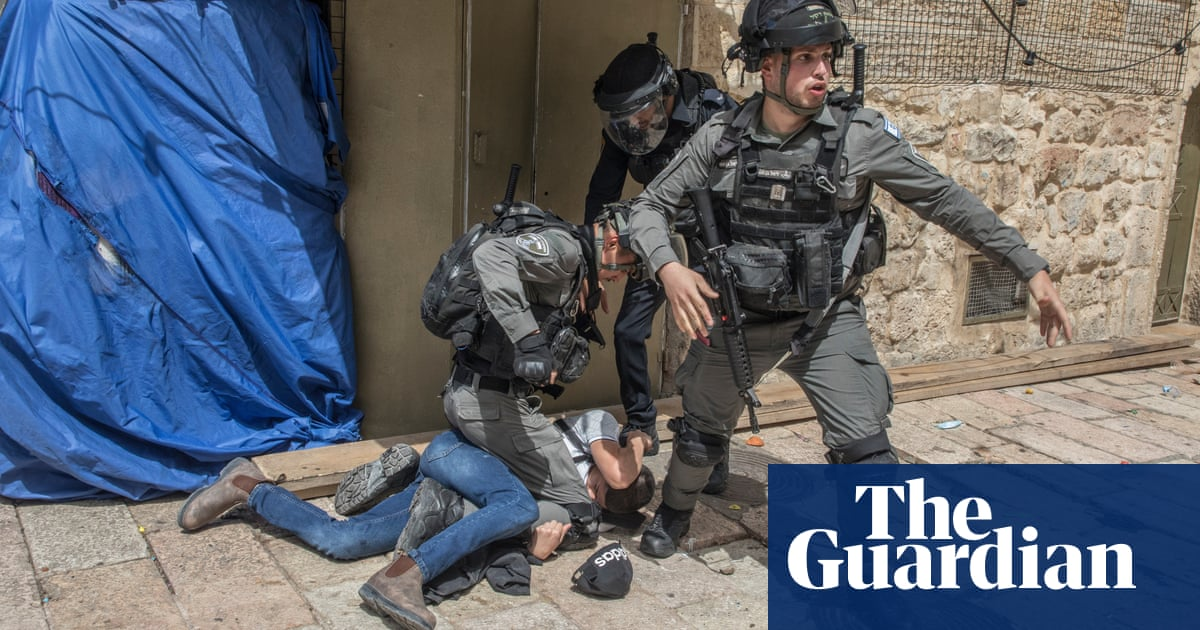 Events in Israel lay bare Tory tensions over Palestinian question