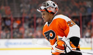 Ray Emery during his time with the Philadelphia Flyers.
