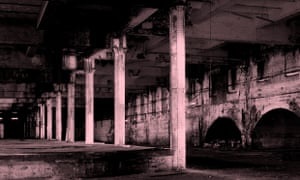 Manchester's Mayfield depot shut to passengers in 1960.
