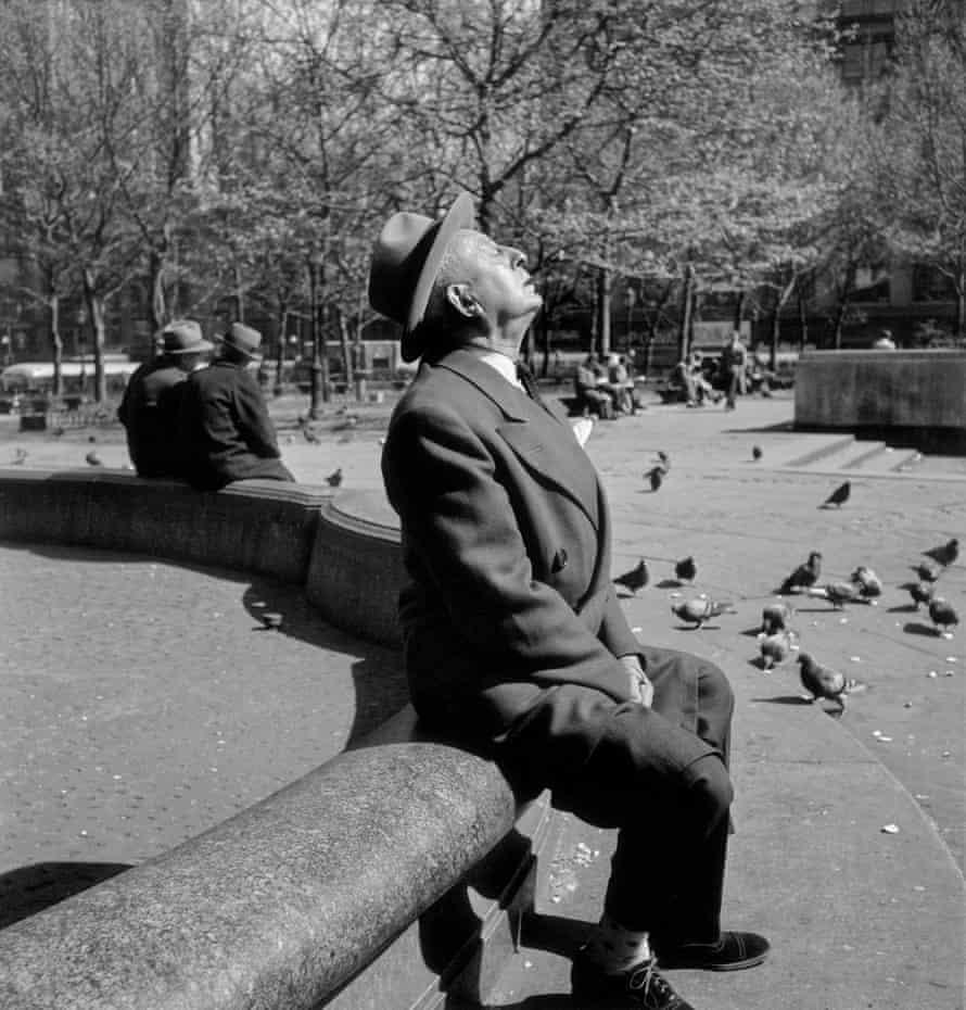 New York City, 1948.