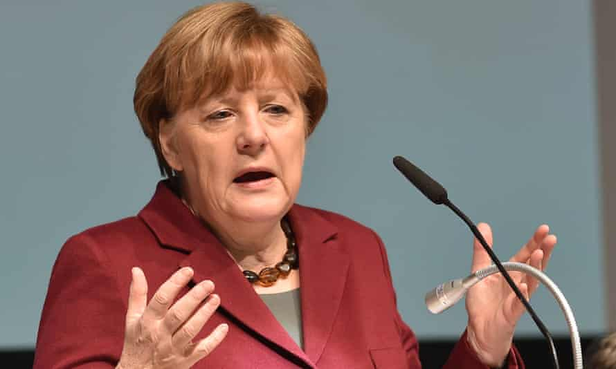 'As Germany's chancellor, Angela Merkel, has discovered, pushing through liberal immigration policy without winning public support can have disastrous consequences.'