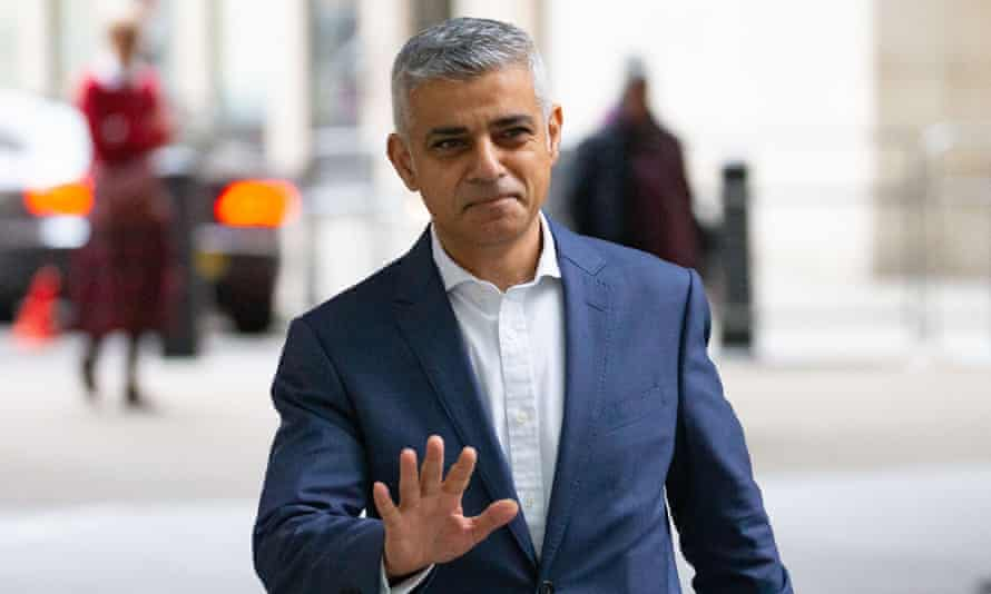 Sadiq Khan said the arguments for rent control were overwhelming.