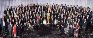 So white … the 2016 Oscar nominees.