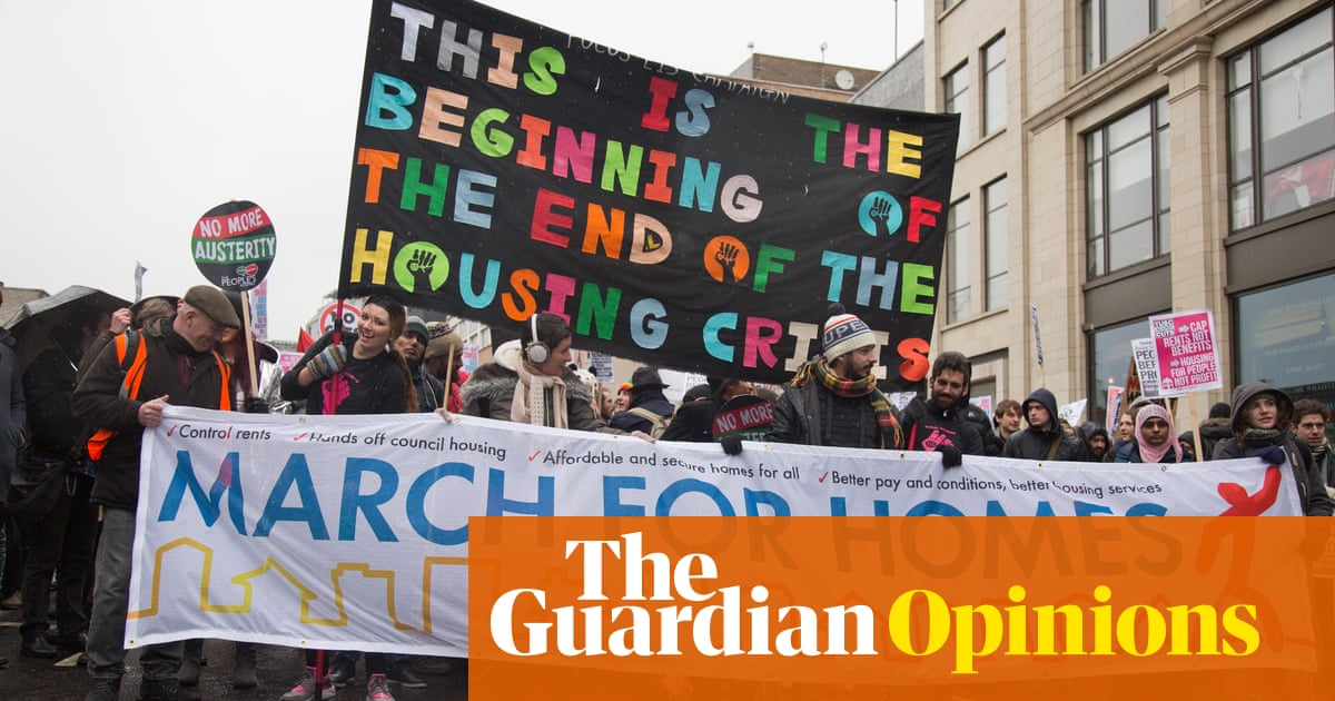 I've been happily renting my council flat for 24 years – but