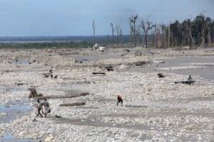 West Papua's Aikwa river
