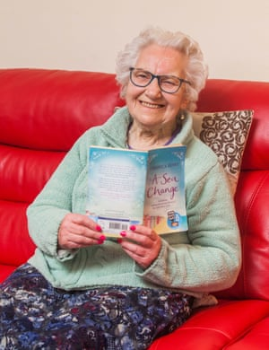 Ursula Shepherd, 89: 'At schooI I used to say to myself, I wish I could read like the others.'
