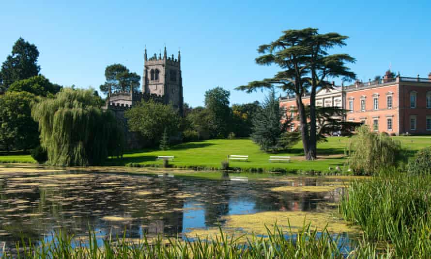 'A great base for adventures in the National Forest': Ashby de la Zouch, Leicestershire.