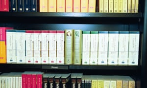 Proust books at Waterstones, Piccadilly