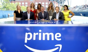 Amazon pulled in seasoned broadcasters for its US Open coverage but the Prime streaming service has been received poorly by viewers.
