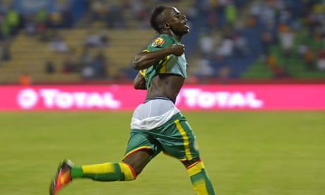 Afcon 2017: Sadio Mané on target as Senegal defeat wasteful Tunisia