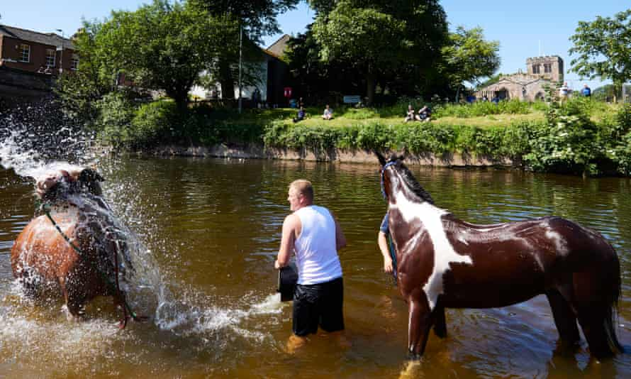 Traditional Gypsy events such as the annual Appleby horse fair face being criminalised