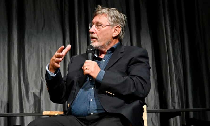 Bessel van der Kolk, author of the bestselling book The Body Keeps The Score.
