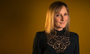 Moves seamlessly between stage and screen ... Lesley Sharp