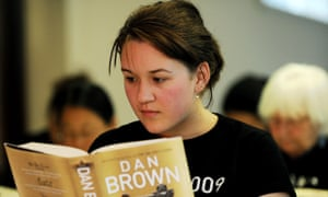 Do teenagers need their own special, shortened versions of Dan Brown's books?