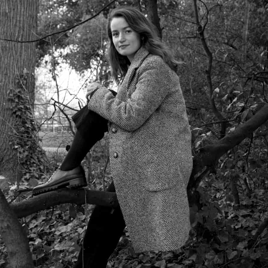 Rebecca Watson in Victoria Park, London, for New Review, 21 January