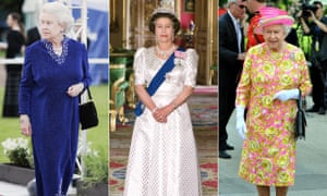 Fashion fit for a Queen