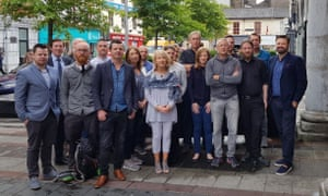 Working together: Cork City traders