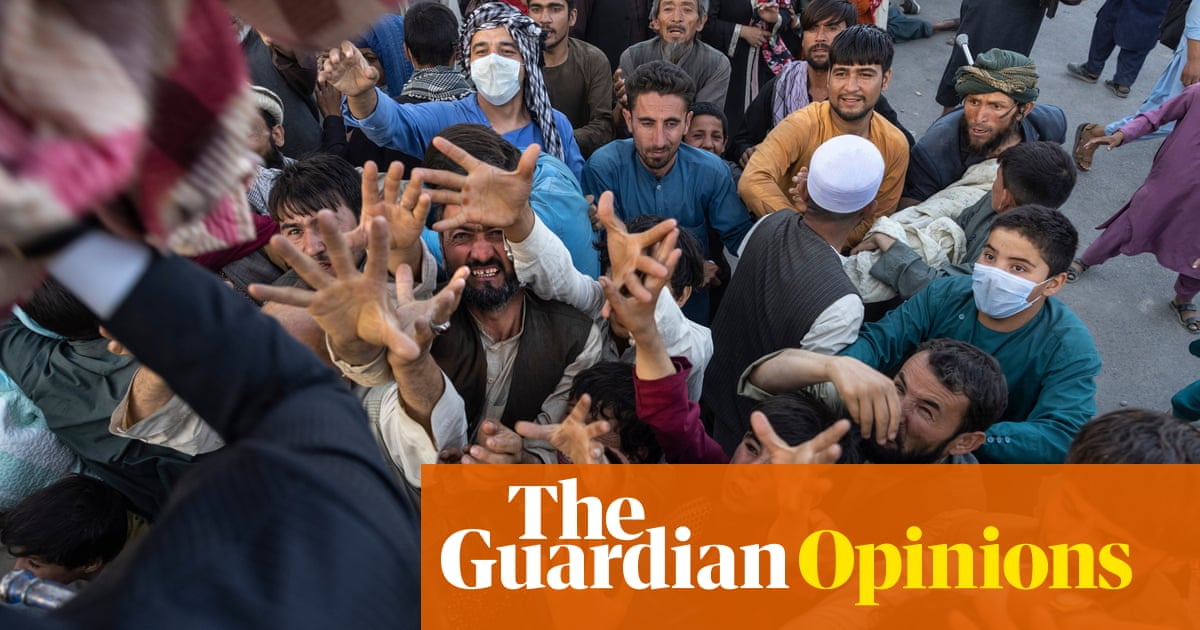 The Guardian view on the Taliban's advance: not an American debacle but Afghans' tragedy