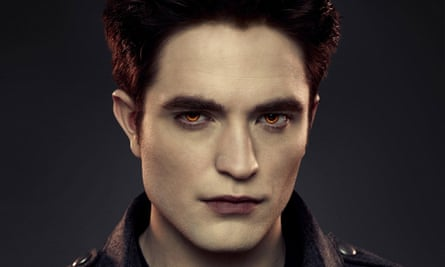 The Twilight franchise, featuring Robert Pattinson.