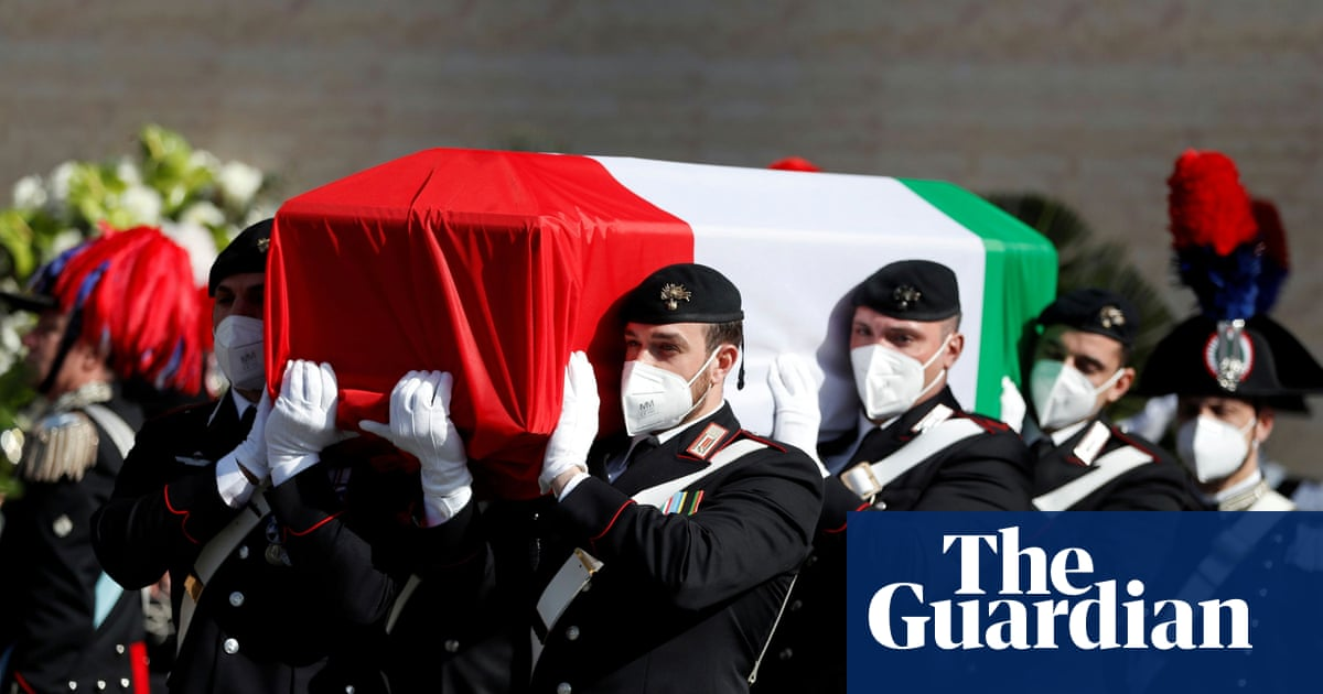 Italy investigates UN officer over death of diplomat in DR Congo
