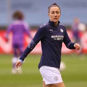 Lucy Bronze of Manchester City