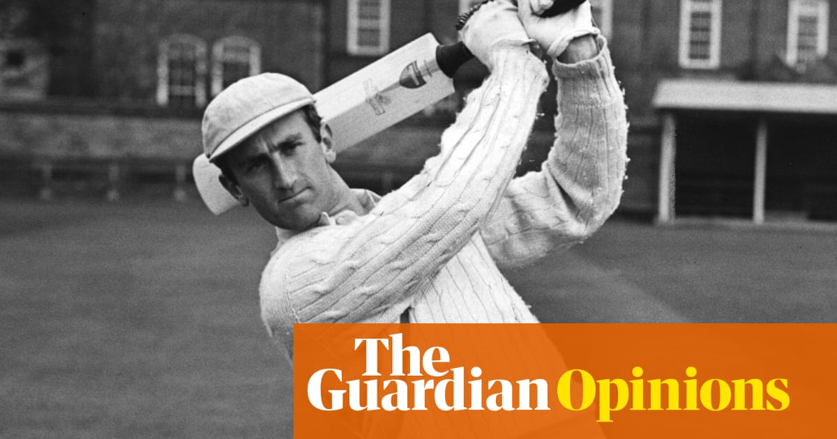 Ted Dexter was the aristocrat adventurer who helped modernise English cricket