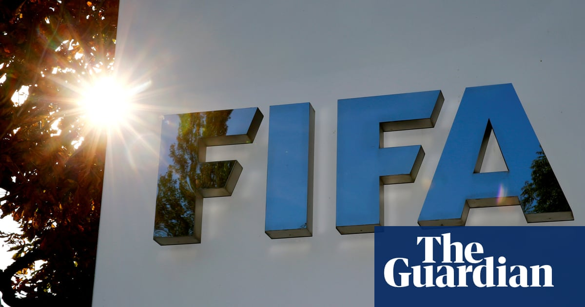 Fifa awarded $201m in forfeited funds seized after global corruption probe