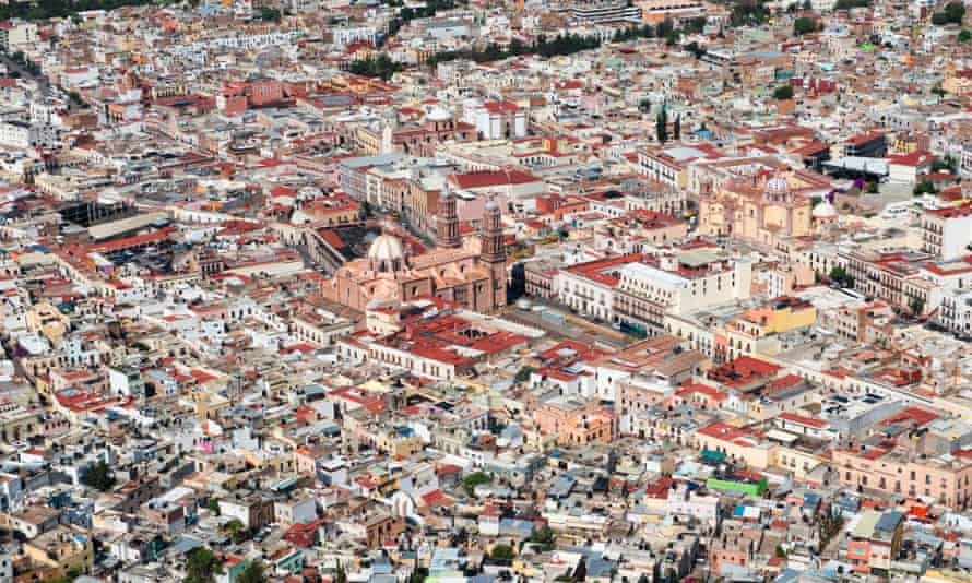 Zacatecas in north-central Mexico is being fought over by a number of drug cartels.