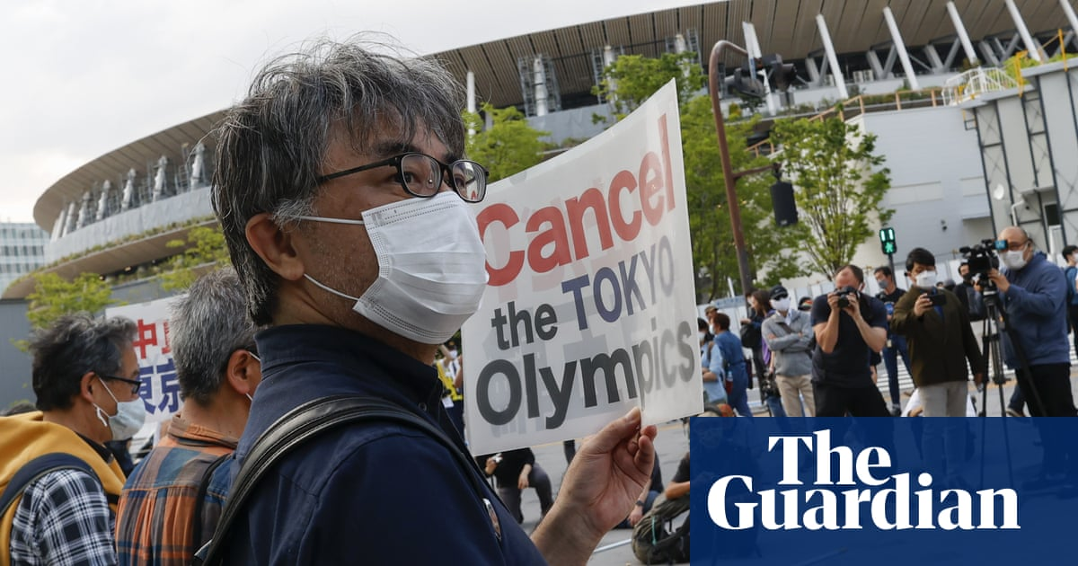 Tokyo Olympics: poll shows 60% of Japanese people want Games cancelled