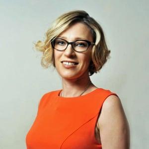 Gillian Martin, SNP candidate for Aberdeen East