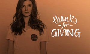 Fat Face's 'Thanks for Giving' banner on its website