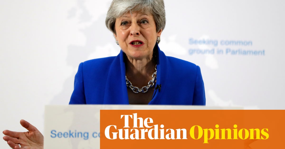 The Guardian view on Theresa May's final act: nowhere left to fail | Editorial