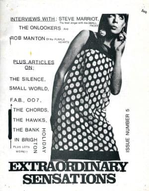 Extraordinary Sensations by Eddie Pillar and Terry Rawlings, Essex, 1981/82.