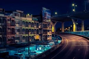 Bang Na, near the highway, Bangkok