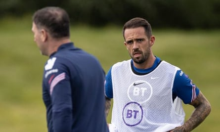 Danny Ings returns to England training after a four-year wait.