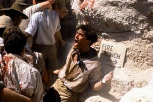Mel Gibson in Gallipoli