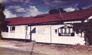 The Barn theatre in Jamaica was originally set up by Brewster in her father's garage