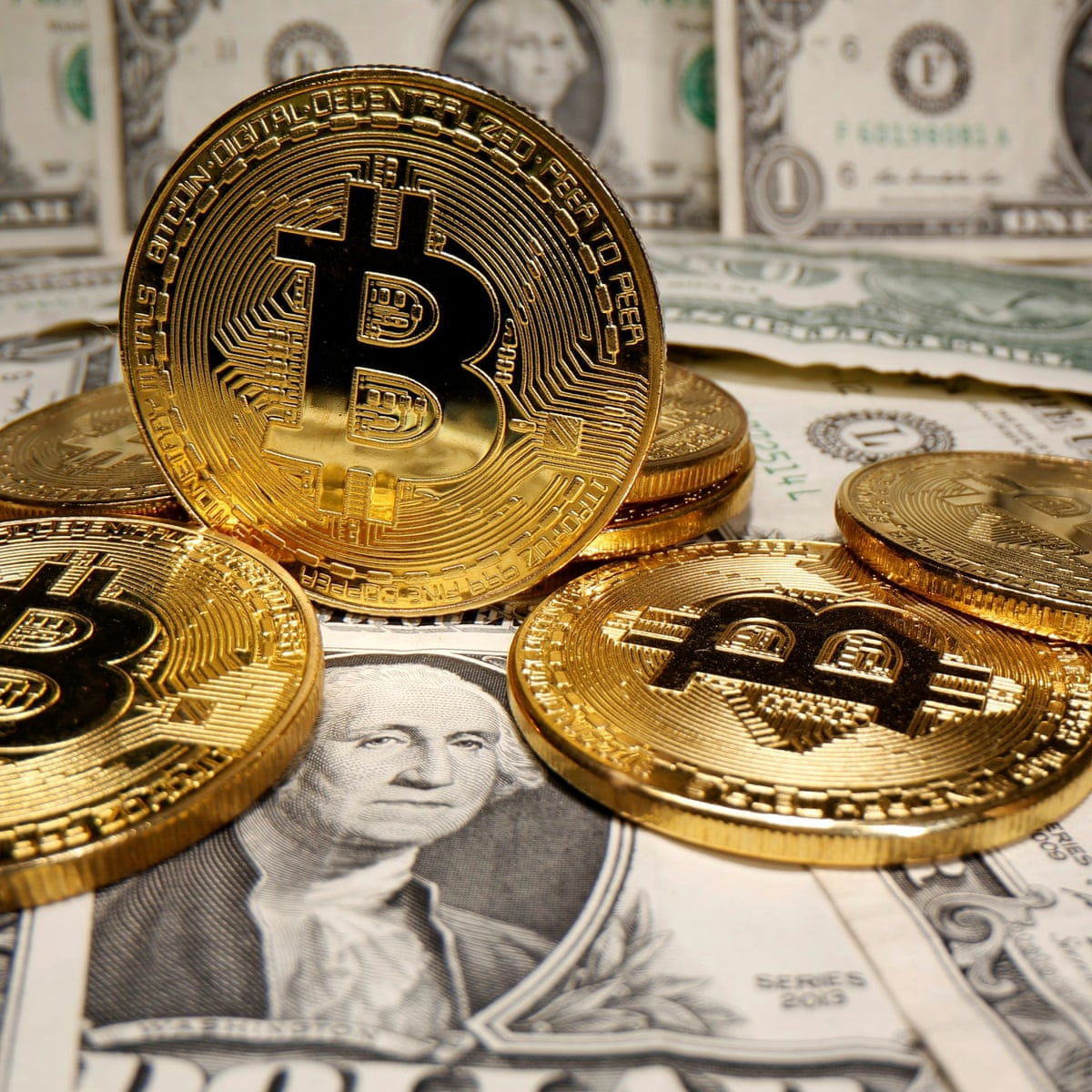 Bitcoin surges to record $28,500, quadrupling in value this year | Bitcoin  | The Guardian
