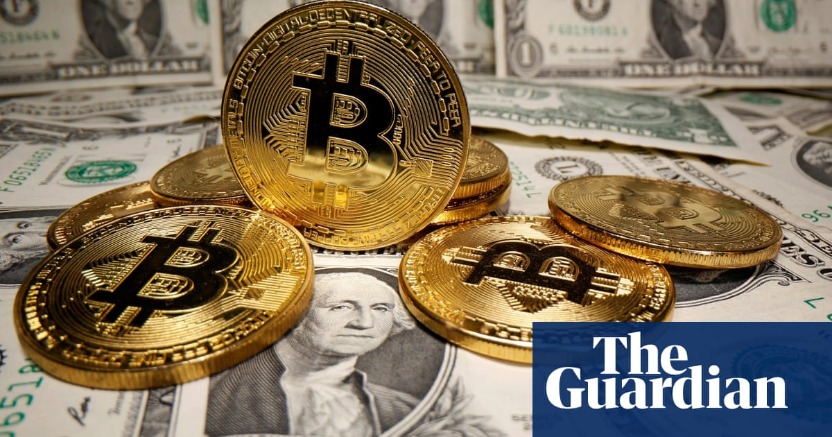 Bitcoin surges to record $28,500, quadrupling in value this year