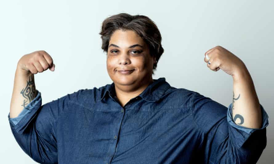 'It doesn't make sense that I am the first, in 2016' … Roxane Gay.