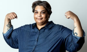 'I can afford to take this stand. Not everyone can. Remember that' ... Roxane Gay.