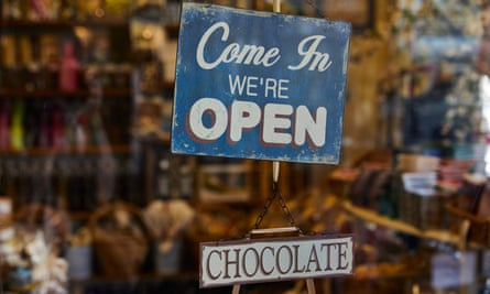 Hutton's Chocolates in Windermere