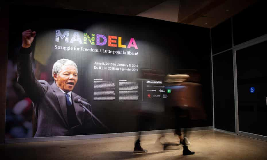 Mandela: Struggle for Freedom Canadian Museum for Human Rights