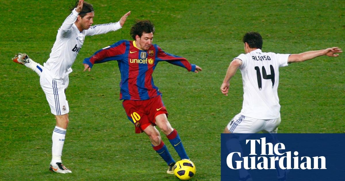 My favourite game: Barcelona v Real Madrid, La Liga 2010   Rob Bleaney