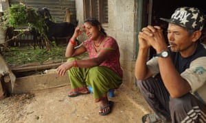 Ram Maya Sunar became a Christian after her two children died
