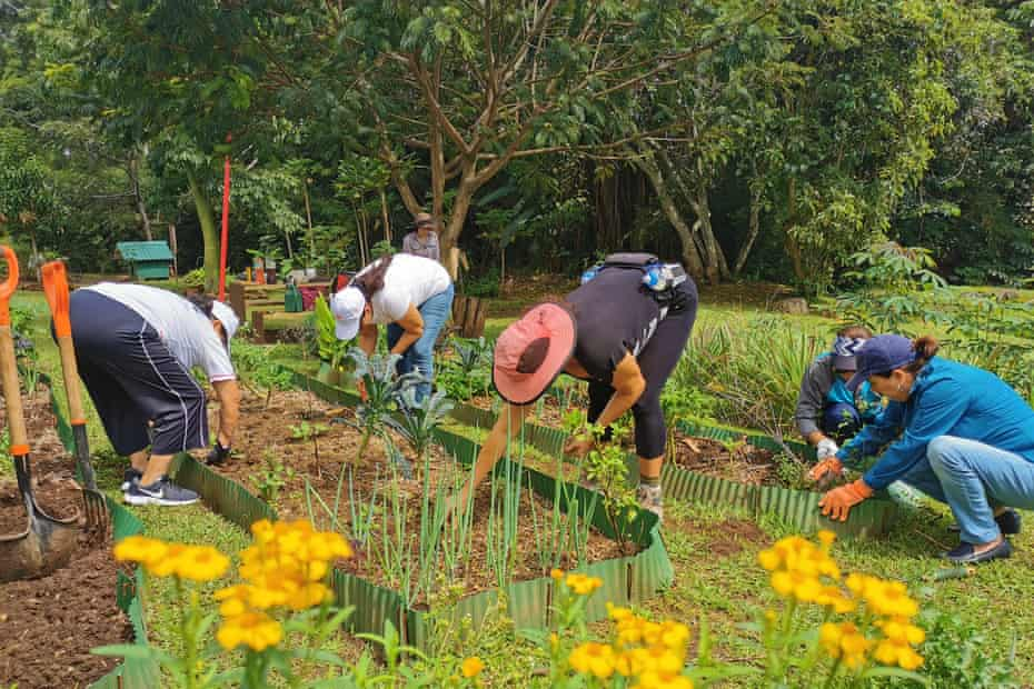 Many Costa Ricans are happy to speak about the benefits of schemes like Sweet City.