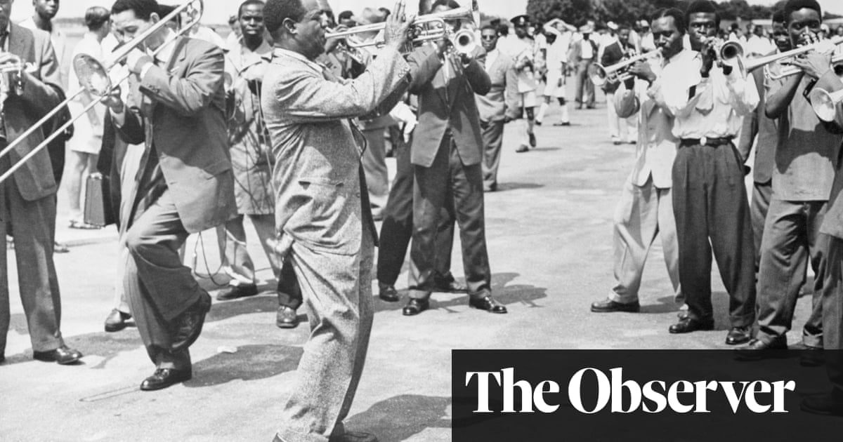 Louis Armstrong and the spy: how the CIA used him as a 'trojan horse' in Congo