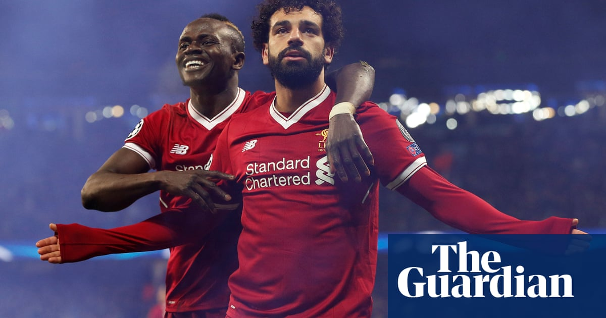 80f5315bf9f Liverpool go through after Mohamed Salah stops Manchester City fightback |  Football | The Guardian