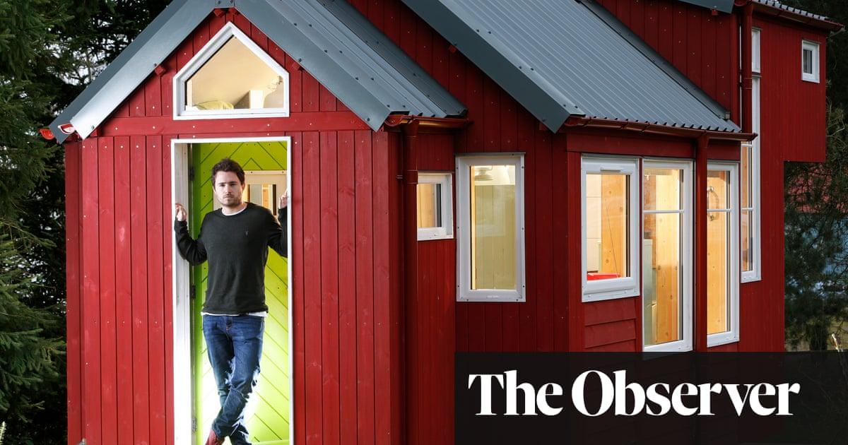 Social entrepreneur Josh Littlejohn: 'I want to build a