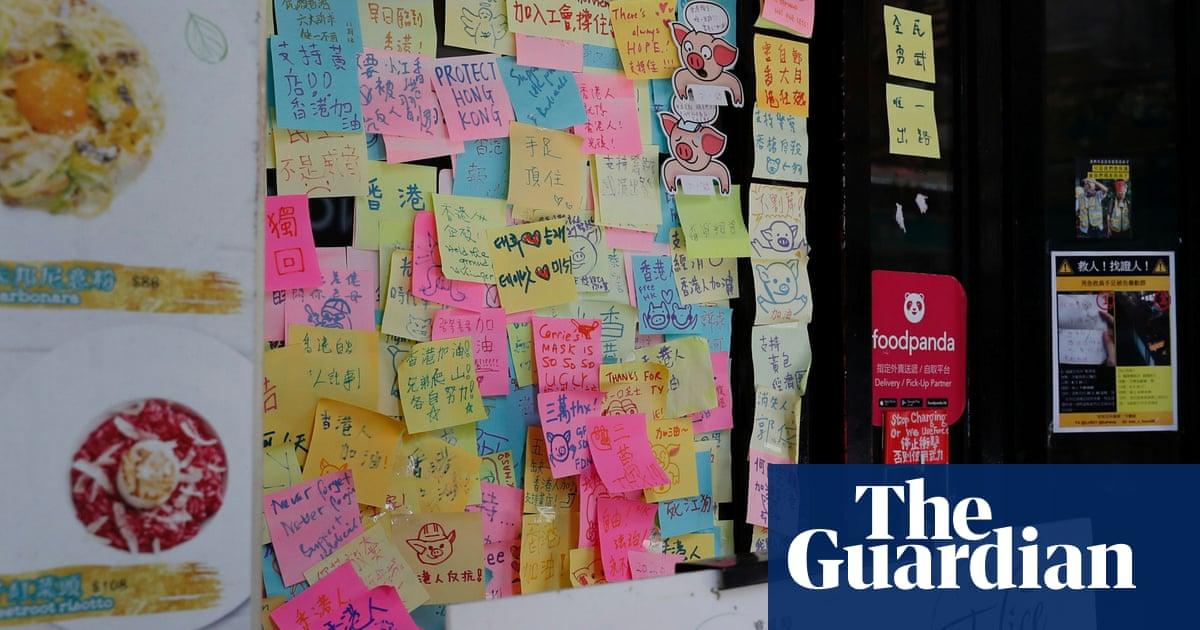 Hongkongers on China